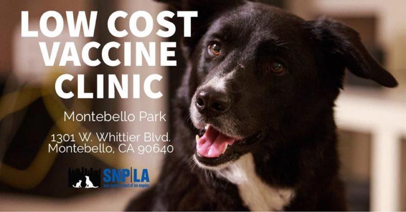 SNPLA Mobile Pet Vaccination Clinic